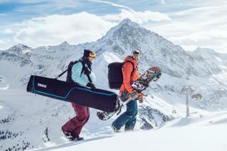 Thule RoundTrip Snowboard taske 165cm