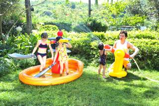 Summertime Pirate Pool