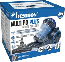 Bestron AMC1000B Multipo Plus multi cyklon støvsuger