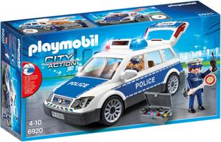 Playmobil Police Patrol med lys og lyd 6920