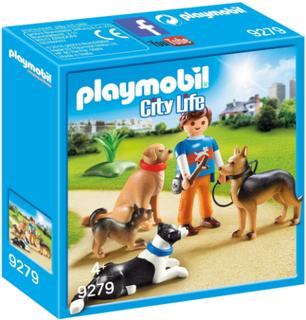 Playmobil Dog Guard 9279