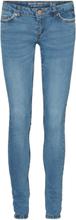 NOISY MAY Eve Lw Skinny Fit Jeans Women Blue