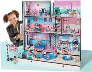 LOL Surprise House playhouse