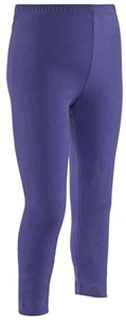 Minymo Basic Leggings Deep Purple 80 cm (9-12 mån)