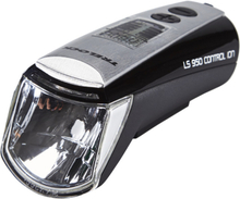 Trelock LS 950 Control ION Front Headlight black 2019 Batteridrivna framlampor