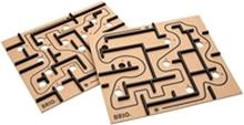 BRIO -labyrinttilautoja 1 set