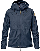 Fjällräven Keb Eco-Shell Jacket Womens, Dark Navy