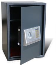vidaXL Digital safe med hylle elektronisk 35x31x50 cm