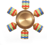 Metall Fidget Spinner Hexagon Gyroscope