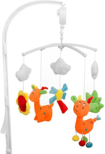 Baninni Musikalisk babymobil giraff BNMM006-GRF