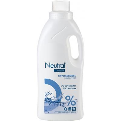 Neutral Koncentreret Skyllemiddel 1000 ml