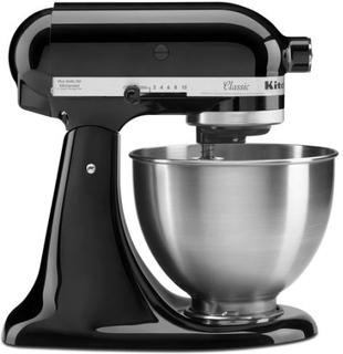 KitchenAid Classic Mixer Black. 10 stk. på lager