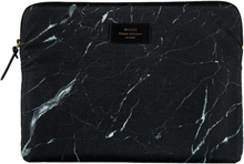 "Laptopfodral 13"" - Black Marble"