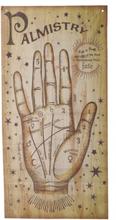 Håndens linjer Plakat 160 x 75 cm
