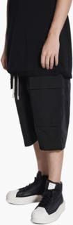 Rick Owens DRKSHDW - Pods Woven Pants - Sort - L