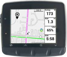 Stages Cycling Dash L50 GPS-Ajotietokone, black 2020 Tienavikointi