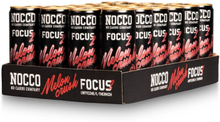 NOCCO NOCCO Focus 2 Melon Crush, 24 x 330 ml Sportdryck