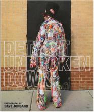 Powerhouse Books - Detroit: Unbroken Down - Multi - ONE SIZE
