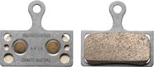 Shimano G04TI Metal Bromsbelägg 1 par, För XTR/XT/SLX/Alfine skivbroms
