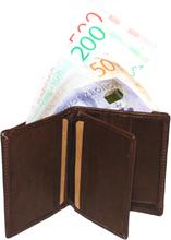 Plånbok SYDNEY MINIJEANS Brun