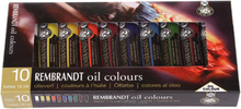 Rembrandt Oljefärg i startset - 10 st