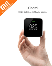 Original Xiaomi Smart Home Air Quality Monitor Automation Mijia PM2.5 Detector Sensor 2.4GHZ Wifi Using With Mi Air Purifier