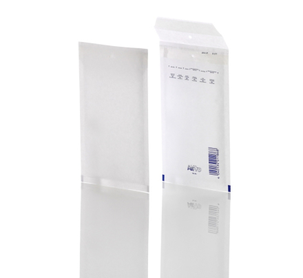 Boblepose W2 AirPro hvid 140x225mm No. 12/B 200stk/pak