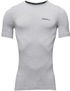 Craft Active Comfort Rn Ss M Sw.Blue T-shirt Grå Craft