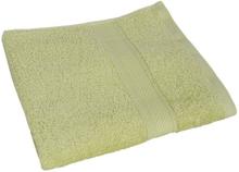 Clarysse Elegance Handdoek 50x100 500gram Groen