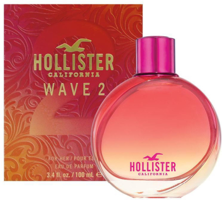 Hollister Wave 2 For Her Edp 100ml