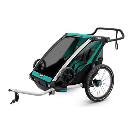 Thule Chariot Lite2 (2018) Cykel- & Barnvagn Grön OneSize