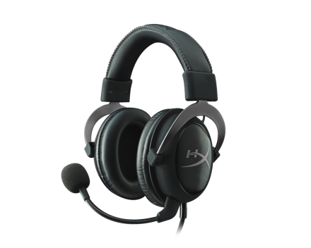 Cloud II Gaming Headset - Gun Metal