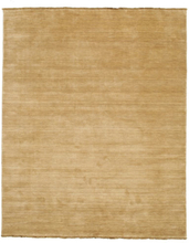 Handloom fringes - Beige matta 200x250 Modern Matta