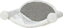 TRIXIE kattehængekøje 54x28x33 cm creme og grå 49920