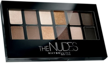 Maybelline New York Eye Shadow Pallet The Nudes