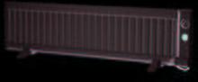 Lämpöpatteri 600W, öljytäytteinen, litteä - ThermalPlus