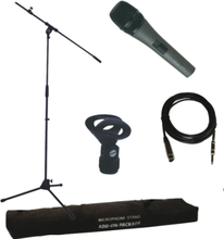 Komplett Mikrofonset