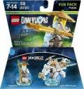 Lego Dimensions - Sensei Wu Fra Ninjago - Fun Pack - Gucca
