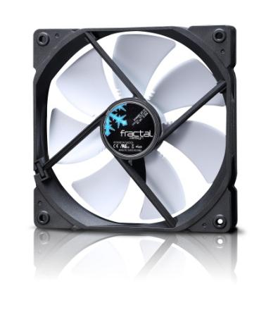 Cooling-Fan Fractal Design Dynamic GP-14 White 140mm Fan