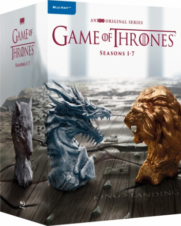 Game of Thrones - Säsong 1-7 (Blu-ray)