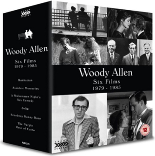 Woody Allen: Six Films - 1979-1985 (Blu-ray) (6 disc) (Import)