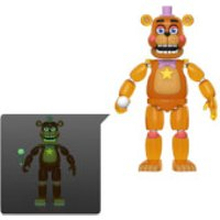 Five Nights at Freddy's Pizza Simulator - Rockstar Freddy Action Figure