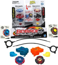 Beyblade Crushing Blast - Hasbro