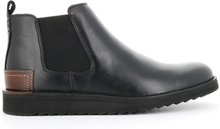 Green Comfort Chelsea Boot Herr Black