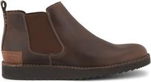 Green Comfort Chelsea Boot Herr Brown