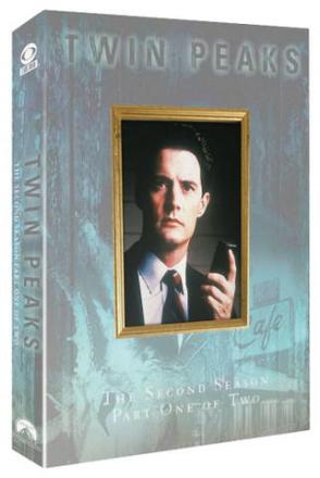 Twin Peaks - Kausi 2 (Part 1)(3 disc)