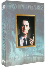 Twin Peaks - Kausi 2 (Part 1)(3 disc)