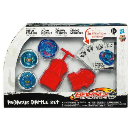 Beyblade Pegasus Battle Set - Hasbro