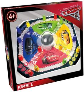 Tactic, Cars 3 Kimble, Brädspel