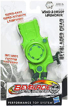 Beyblade Wind & Shoot Launcher/dragare